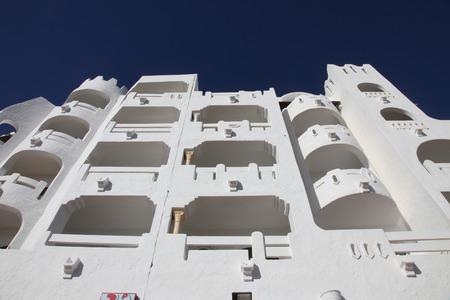 tunisian: Tunisian modern architecture Stock Photo