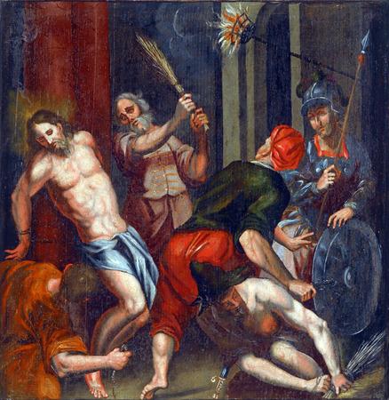 flagellation: Flagellation of Christ