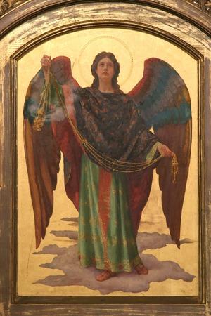 Archangel Gabriel Editorial