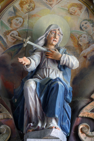 our lady of sorrows: Our Lady of Sorrows Editorial