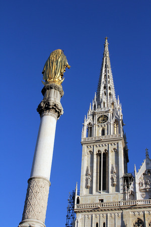 zagreb: Zagreb cathedral