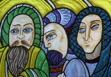 the feast of the passover: Apostles