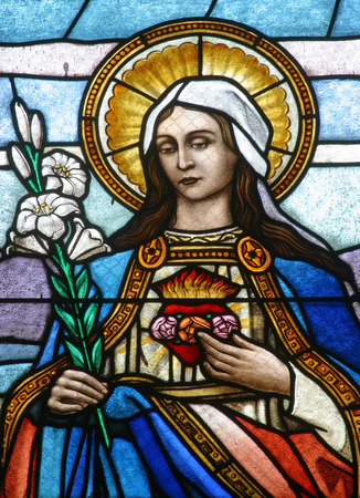 vierge marie: C?ur Immaculé de Marie