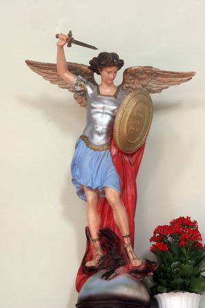 messengers of god: Archangel Michael