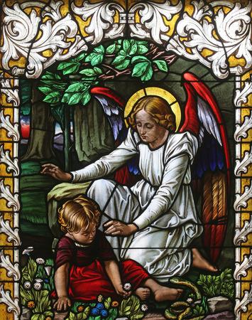 천사 보호자