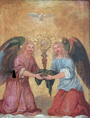 tabernacle: Angels, Door of the tabernacle