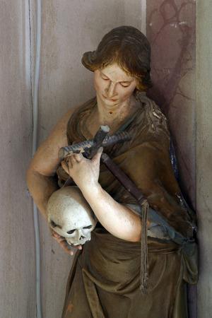 sain: Sain Mary Magdalene