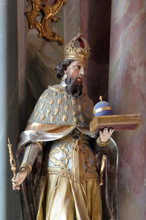 stephen: Saint Stephen of Hungary