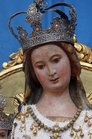 our lady: Our Lady of Pag Editorial