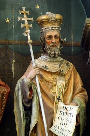 homily: Saint Methodius Editorial