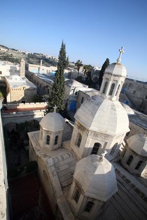 condemnation: Jerusalem-Franciscan Chapel of the Condemnation