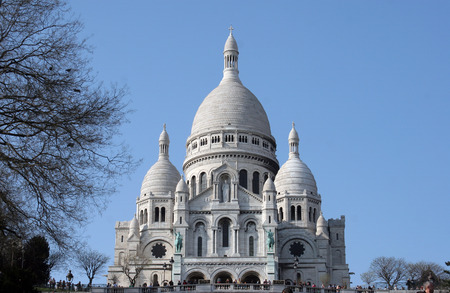 coeur: Basilique Sacre Coeur, Paris