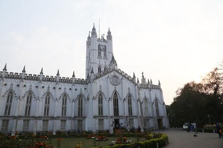 kolkata: St Paul Cathadral, Kolkata