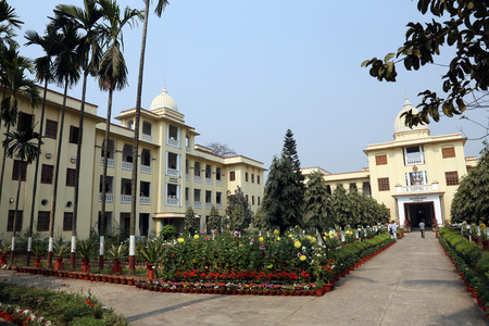 founded: Belur Math, headquarters of Ramakrishna Mission, founded by philosopher Vivekananda Editorial