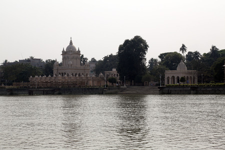 Belur Math, headquarters of Ramakrishna Mission, founded by philosopher Vivekananda.