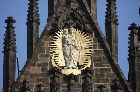 broach: Our Lady before Tyn, Prague