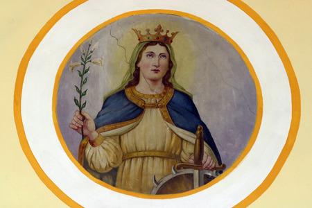 alexandria: Saint Catherine of Alexandria
