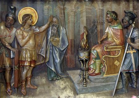 homily: Saint Vitus Editorial