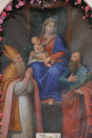 our lady: Our Lady of Health