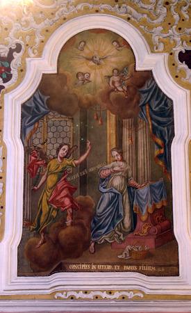 annunciation: The Annunciation