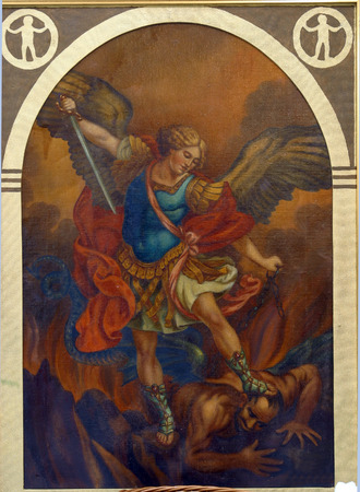 saint michael: Archangel Michael