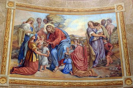 homily: Jesus, Friend of Little Children Editorial
