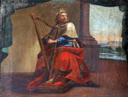 King David Editorial