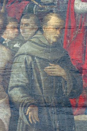 francis: Saint Francis of Assisi