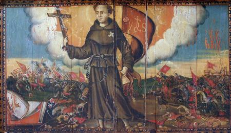 francis: Saint Francis