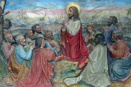 sainthood: Sermon on the Mount