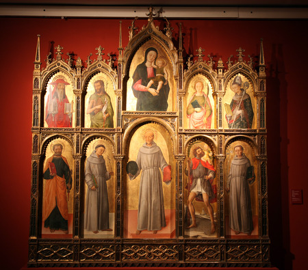 homily: Polyptych