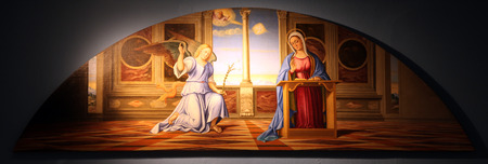 homily: The Annunciation