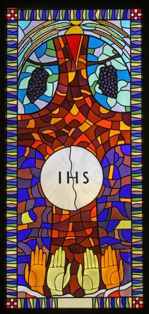 eucharistie: Eucharistie Banque d'images