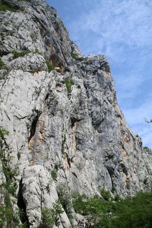 paklenica: National park Paklenica Stock Photo