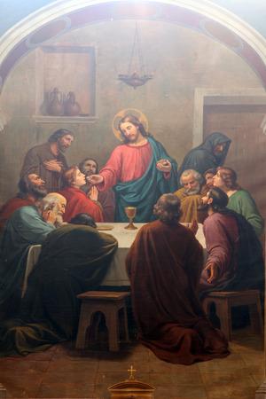 eucharistie: Dernière Cène