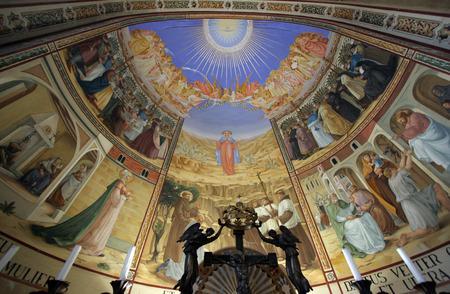 ein: Ein Karem Church of the Visitation