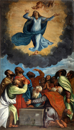assumption: Assumption of the Blessed Virgin Mary