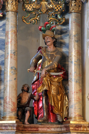 saint martin: Saint Martin Stock Photo