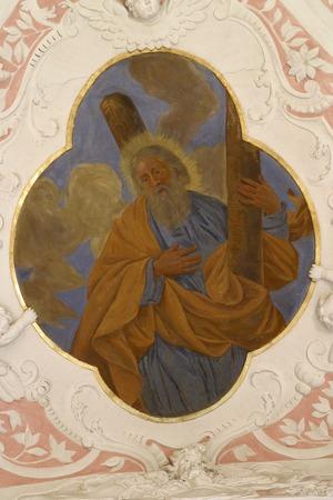 Saint Andrew the apostle