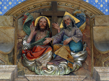 homily: Jesus and God the Father Editorial