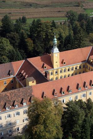 resides: Klenovnik castle, Croatia