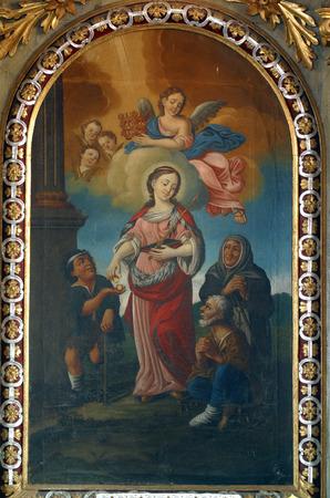 elisabeth: Saint Elisabeth of Hungary