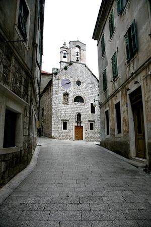 barbara: Church of St. Barbara, Sibenik, Croatia