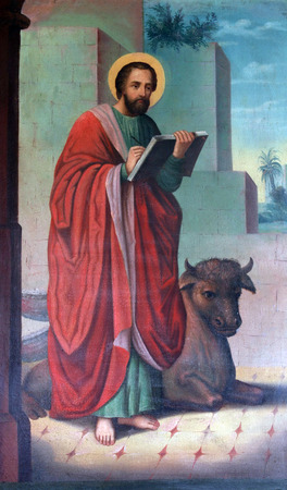 evangelist: Saint Luke the Evangelist