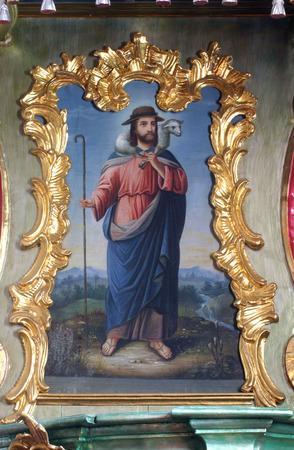 good shepherd: Jesus the Good Shepherd Editorial