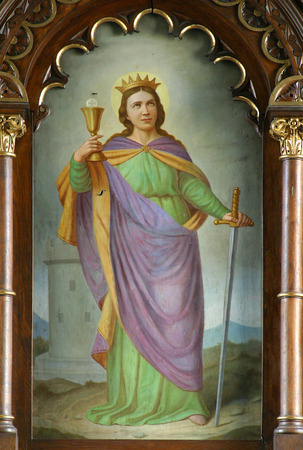 barbara: Saint Barbara