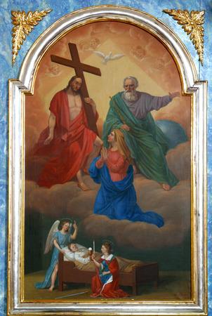 spirit: Holy Trinity