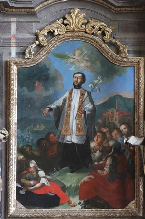 francis: Saint Francis Xavier