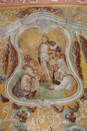 ascension: Ascension of Christ