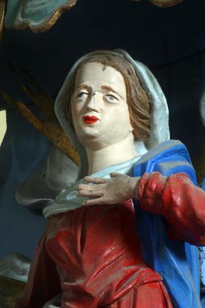 paternal: Virgin Mary Editorial